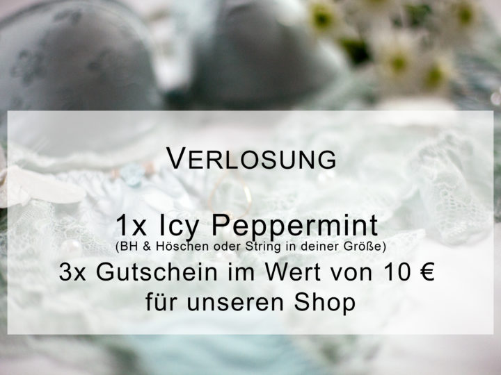 Ostergewinnspiel – Icy Peppermint Set & 3 Gutscheine!