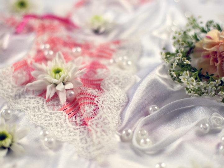 """""""Blushing Rose""""-Nachtkleid"""